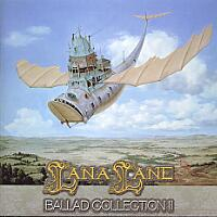 [Lana Lane Ballad Collection II Album Cover]