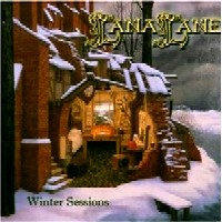 [Lana Lane Winter Sessions Album Cover]