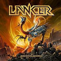 [Lancer Second Storm Album Cover]