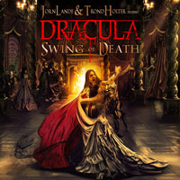 [Jorn Lande and Trond Holter Dracula - Swing Of Death Album Cover]