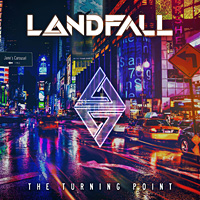 Landfall The Turning Point Album Cover