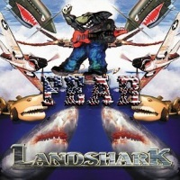 [Landshark Fear Album Cover]