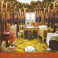 [Lana Lane Project Shangri-La Album Cover]