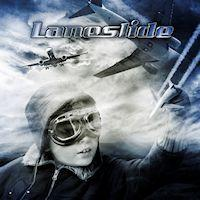 [Laneslide Flying High Album Cover]