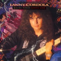 [Lanny Cordola Electric Warrior - Acoustic Saint Album Cover]