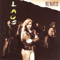 [Laos We Want It Album Cover]