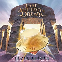 [Last Autumn's Dream Level Eleven Album Cover]