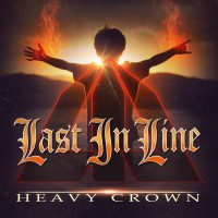 Last In Line Heavy Crown Album Cover