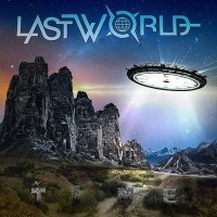 [LastWorld Time Album Cover]