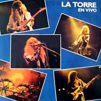 [La Torre En Vivo Album Cover]