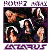 [Lazarus Bombz Away Album Cover]