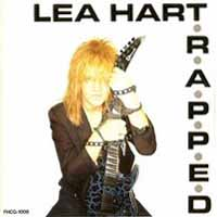 [Lea Hart Trapped Album Cover]