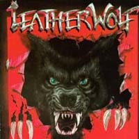 [Leatherwolf Leatherwolf (1984) Album Cover]