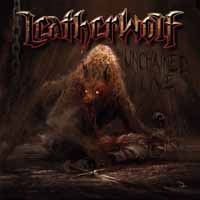 [Leatherwolf Unchained Live Album Cover]