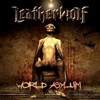 [Leatherwolf World Asylum Album Cover]
