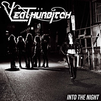 Leathurbitch Into the Night Album Cover