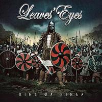 [Leaves' Eyes King Of Kings Album Cover]