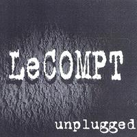 [LeCompt Unplugged Album Cover]