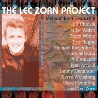 [The Lec Zorn Project It Began in the Underground Album Cover]