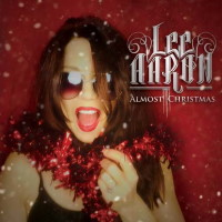 [Lee Aaron Almost Christmas Album Cover]