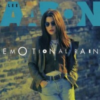 Lee Aaron Emotional Rain Album Cover
