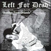[Left for Dead Beatings from Orlando Album Cover]