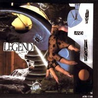 [Legend Time And Place Album Cover]