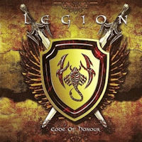 [Legion Code Of Honour Album Cover]