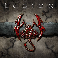 [Legion Legion Album Cover]