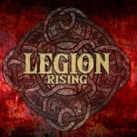 [Legion Rising Album Cover]