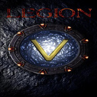 [Legion V Album Cover]