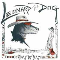 [Leonard The Dog Day By Day Album Cover]