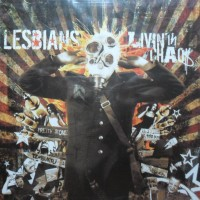 [Lesbians Livin' In Chaos Album Cover]
