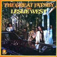 [Leslie West Great Fatsby Album Cover]