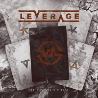[Leverage The Devil's Turn Album Cover]