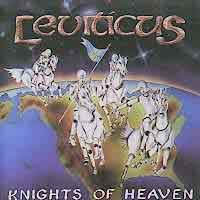 [Leviticus Knights of Heaven Album Cover]