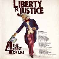 Liberty N' Justice 4 All: The Best of LNJ Album Cover