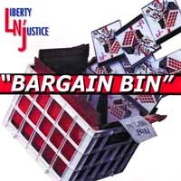 Liberty N' Justice Bargain Bin Album Cover
