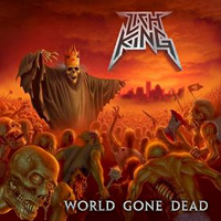 [Lich King World Gone Dead Album Cover]