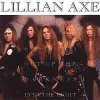 [Lillian Axe Out of the Darkness-Into the Light Album Cover]