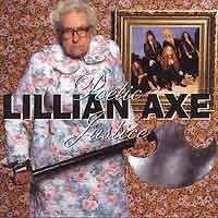 Lillian Axe Poetic Justice Album Cover