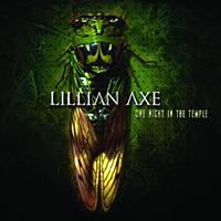 [Lillian Axe One Night in the Temple Album Cover]
