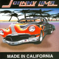 [Johnny Lima Made in California Album Cover]