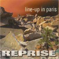 [Line-Up In Paris Reprise Album Cover]