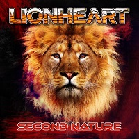Lionheart Second Nature Album Cover