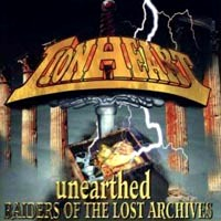 [Lionheart Unearthed - Raiders of the Lost Archives Album Cover]