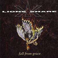 [Lion's Share Fall From Grace Album Cover]