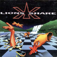 [Lion's Share Lion's Share Album Cover]