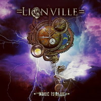 Lionville Magic is Alive Album Cover