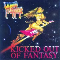 [Liquid Mirror Kicked Out Of Fantasy Album Cover]